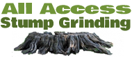 All Access Stump Grinding