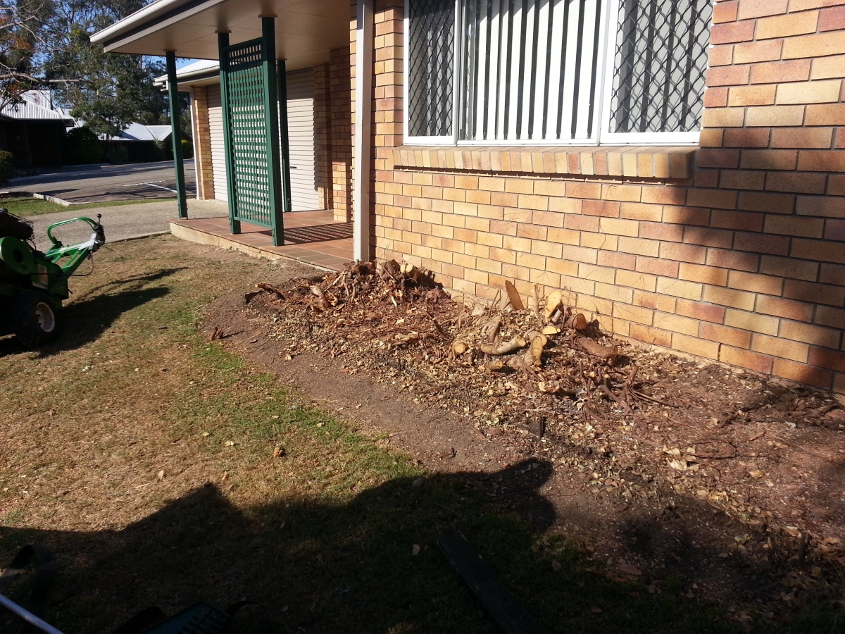 Stump Grinding Ferny Hills All Access Stump Grinding