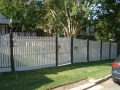 Completed Fence at Windsor