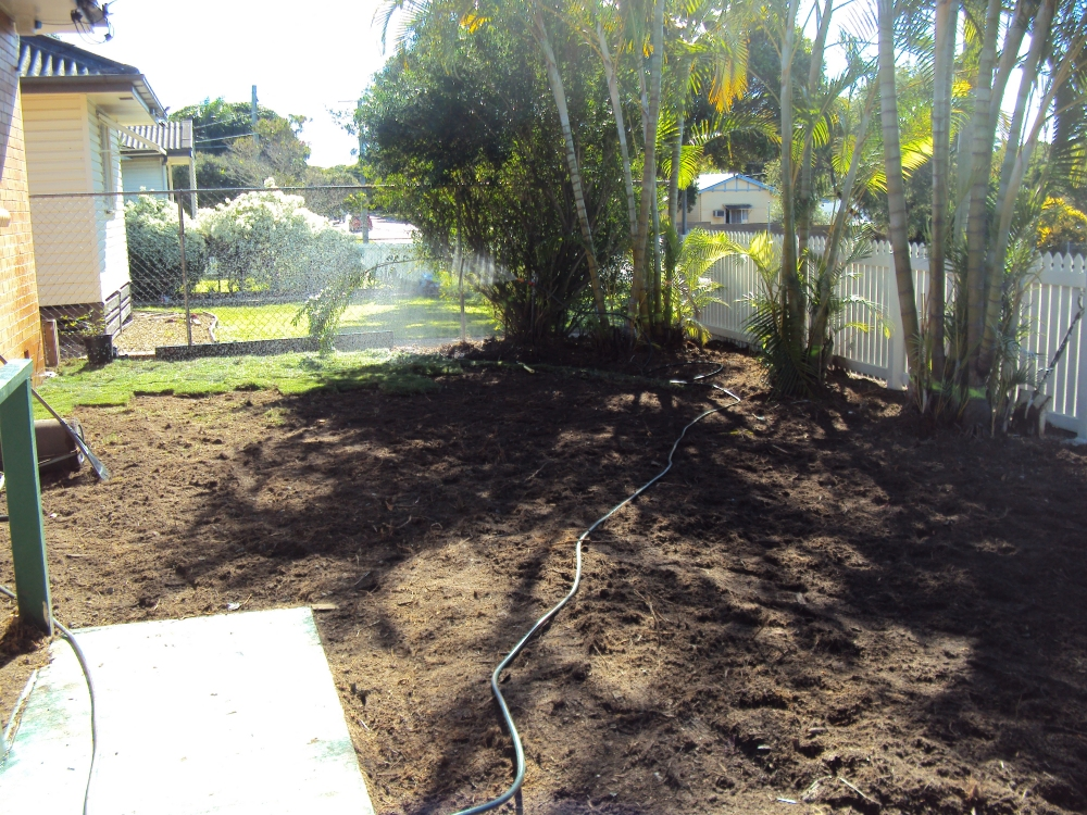 Turfing Gallery All Access Stump Grinding