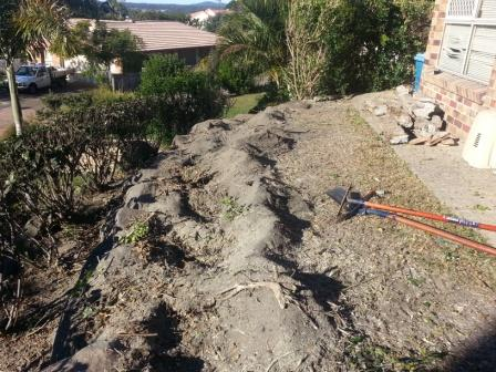 Stump grinding Eatons Hill