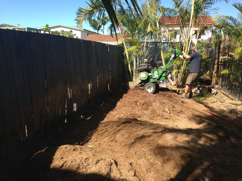 Brisbane Bamboo Removal All Access Stump grinding
