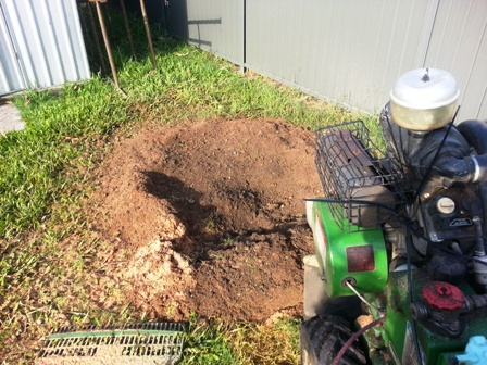Stump removal Stafford Heights stump safely below ground