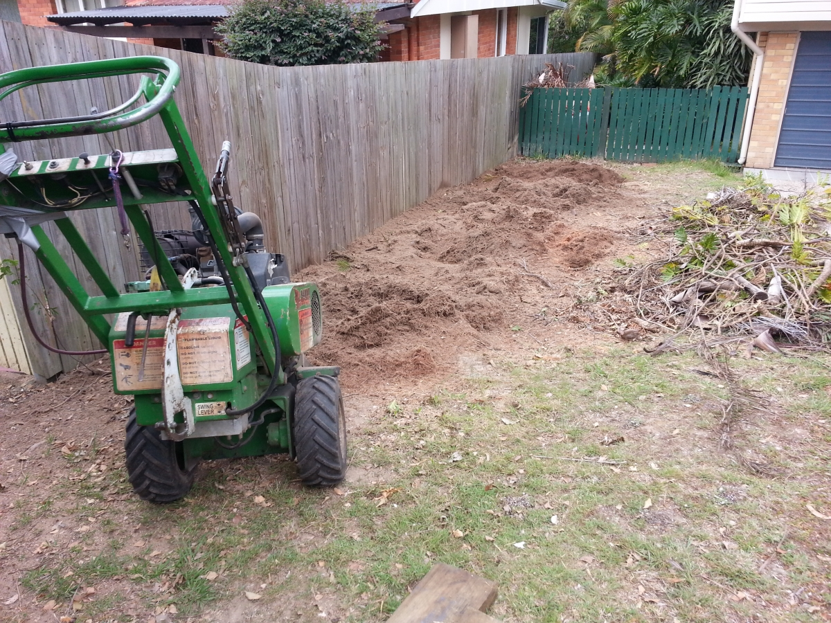 Stump Grinding The Gap www.allaccess-stumpgrinding.com.au