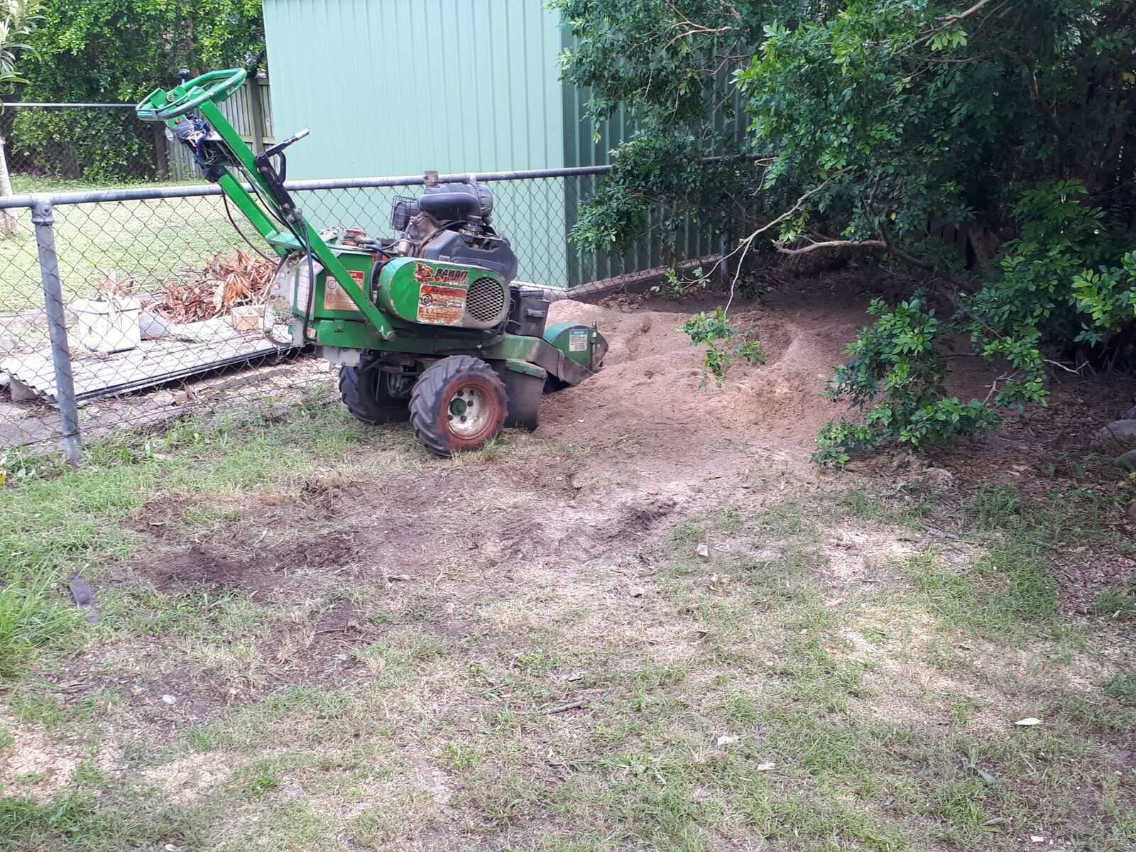 Local Stump Grinding