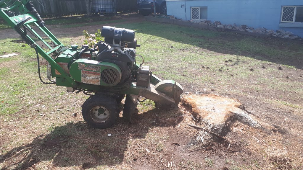 Local Stump Grinding All Access Stump Grinding 0412 192 196