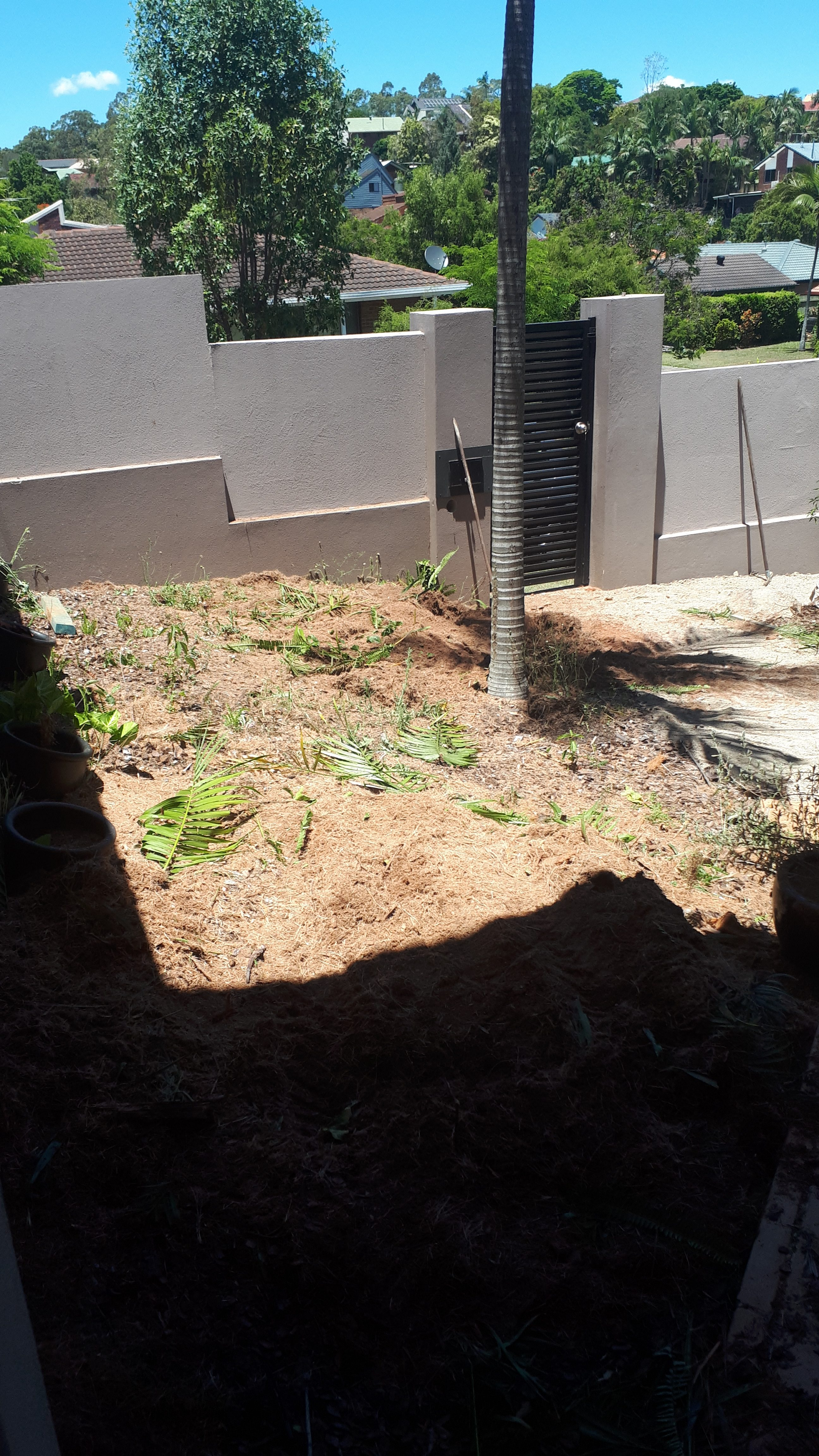 Stump removal Aspley